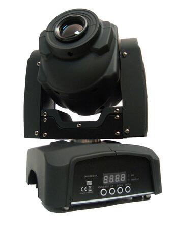 Интеллектуальное световое оборудование PRO SVET Light MH 302s Полноповоротный прожектор серии SPOT