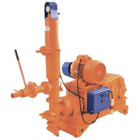 Строймаш Растворонасос поршневой РНП-4000А 4,0 м3/ч, 7,5 кВт, 380 В, 3,92 МПа, подача: гор/вер 200/60 м.