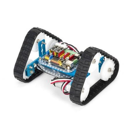 Беспроводной робот MakeBlock Ultimate 2.0 10-в-1 Набор с микроконтроллером MegaPi для программирования