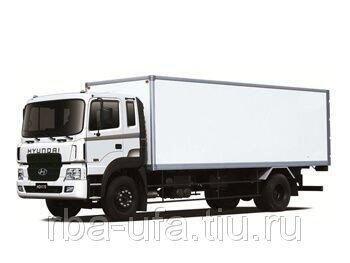 Hyundai HD-170 + фургон сэндвич (7,5х2,6х2,5) Спецмобиль