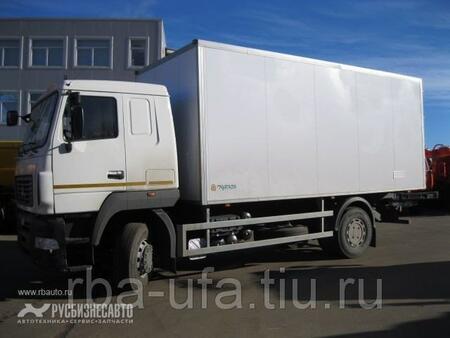 МАЗ 5340B5-8425-013 Сэндвич фургон 50мм (Меткомплекс) 27350V (6,2*2,6*2,5)