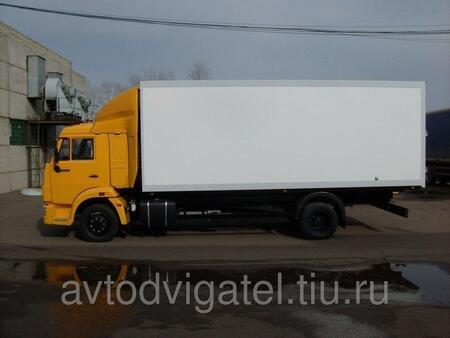 Промтоварный фургон на шасси камаз 4308-3011-25
