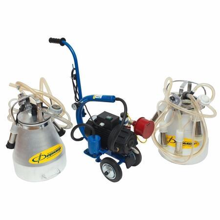 Доильный аппарат для двух коров Фермер АДЭ-03 Тандем (разборная резина)