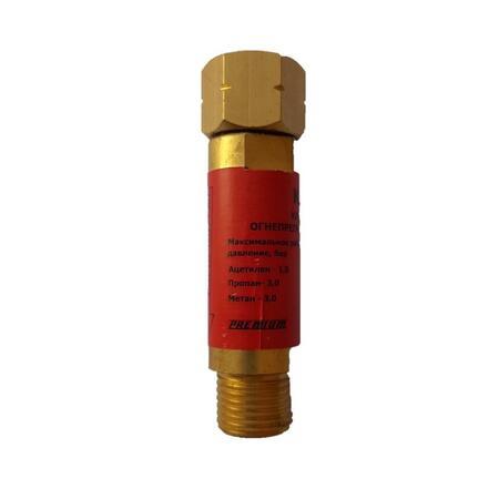 Клапан огнепреградительный  КОГ М16*1,5 (латунь) «Premium»