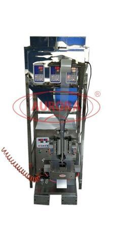 Автоматическая машина для упаковки сыпучей продукции в пакеты