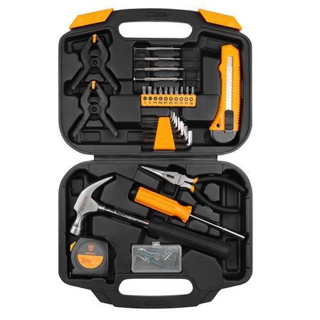 Набор инструментов для дома DEKO DKMT110 (110 предметов) в чемодане 065-0301