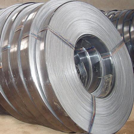 Лента нержавеющая из стали