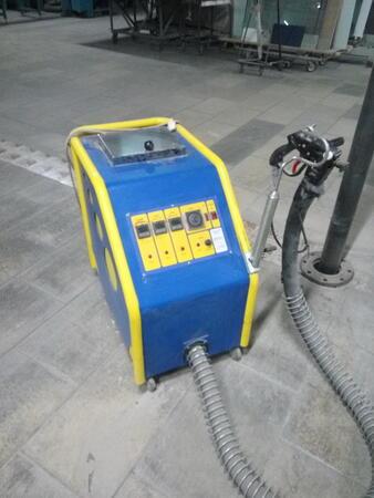 Хот-мелт экструдер (вторичная герметизация) стеклопакетов SZILANK SEALSTARHM-22