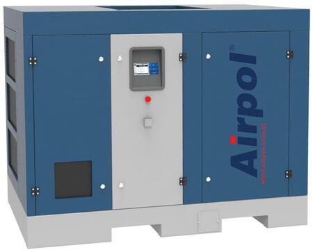 Винтовые компрессоры Airpol PR 5-315 преобразователем частоты и на ресивере Airpol KPR 5-15