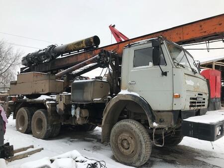 Сваебой колёсный УГМК-12