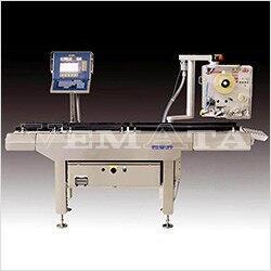 Автоматические этикетировочные машины с функцией проверки веса Mercury