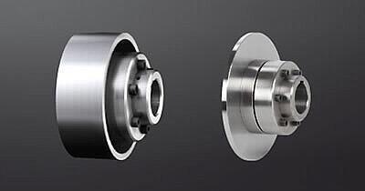 Муфта с тормозным диском POLY-NORM® ADR-SBA
