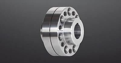 Упругая втулочно-пальцевая муфта REVOLEX® KX-D из стали