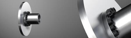 Ступицы с тормозными дисками KTR-STOP® NBS