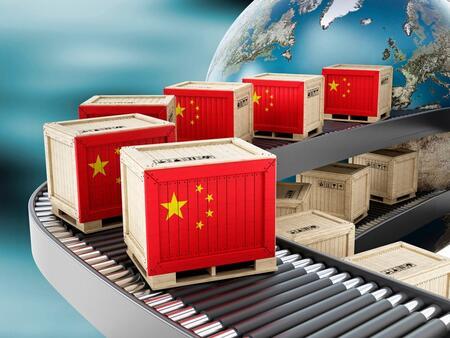 Доставка грузов из Китая в Россиию. Выкуп товара у производителя