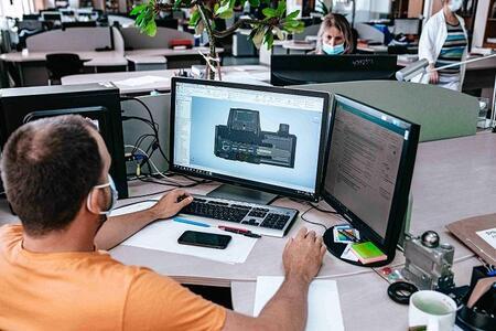 Разработка гидравлических датчиков
