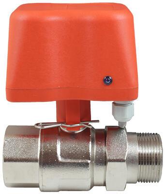 Кран шаровой однонаправленный с электроприводом AR-GH100-6M