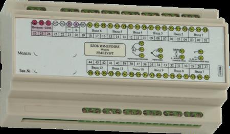 Модуль аналогового ввода Модуль МАВ-РВ4