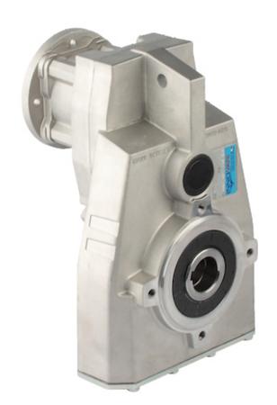 Цилиндрический мотор-редуктор INNOVARI насадной