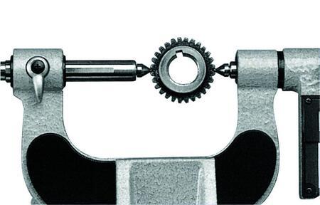 Микрометр нониусный с регулируемой пяткой 1900–2000 мм, 105-417, MITUTOYO