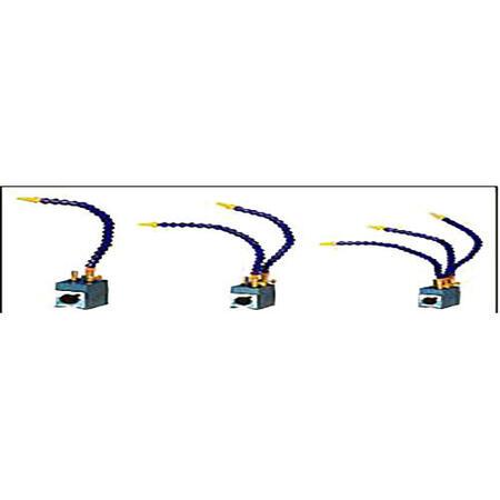Система охлаждения с магнит. креплением, 3- три отвода, усилие отрыва 80кг