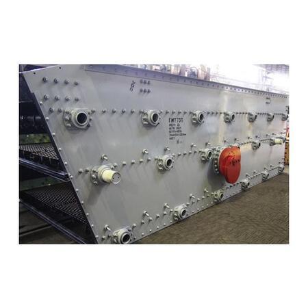 Грохот инерционный тяжелого типа ГИТ-73П