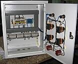 Ящики управления асинхронными электродвигателями серии РУСМ 5000