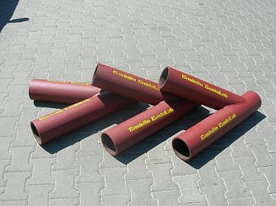 Износостойкие трубы CastoTube