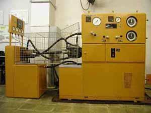 Стенд для испытания и регулировки гидроагрегатов и ГСТ-90 КИ-28097-01М