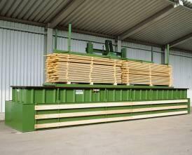 Средства защиты древесины и пиломатериалов Wolsin® FL-35