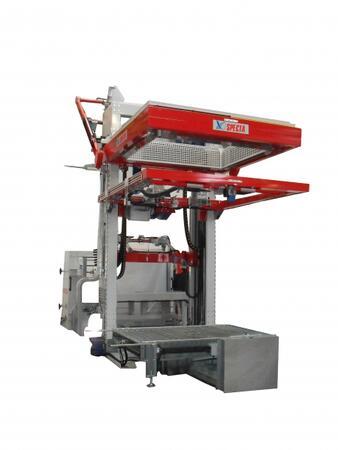 Автоматическая упаковочная машина SPECTA SH51