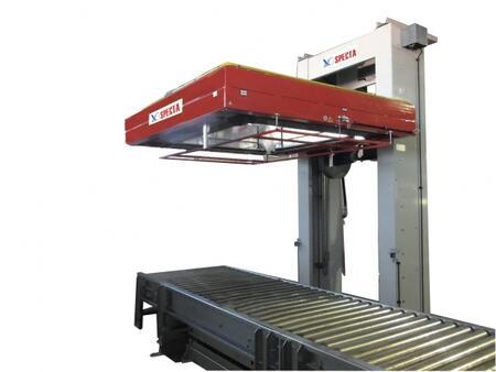Автоматическая упаковочная машина SPECTA FG120