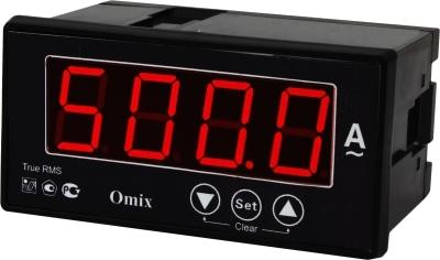 Амперметр цифровой Omix P94-A-1-0.5-TrueRMS