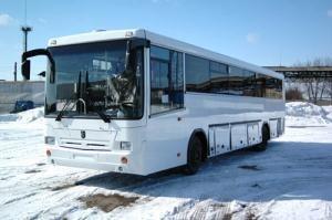 Автобусы междугородные НЕФАЗ, НЕФАЗ-5299-0000017-32, Автобусы междугородные