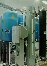 Установки озоно-УФО-сорбентной доочистки водопроводной воды