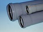 Полипропиленовые трубы Alphacan Omniplast Германия для внутренней канализации