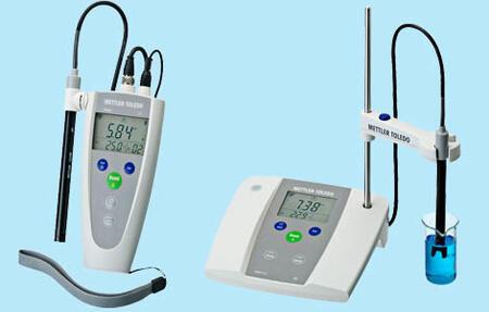 pH-метры и кондуктометры