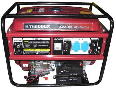 Бензогенератор HT6800LXW