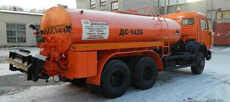 Автогудронатор ДС-142Б (ДС-142Б-05)