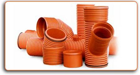 Пластмассовые трубы