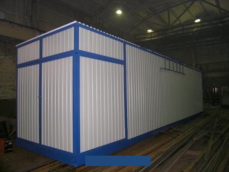 Модульная АЗС (контейнерная АЗС)