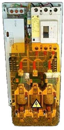 Комплектный блок управления электродвигателем