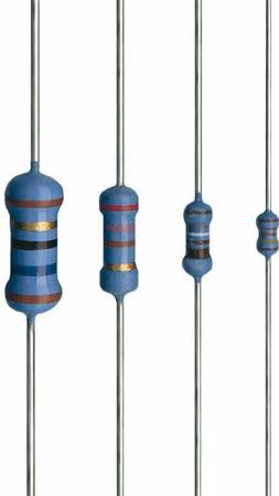 Резистор МЛТ-1 ряд
