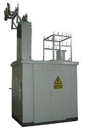 Подстанция трансформаторная комплектная КТП