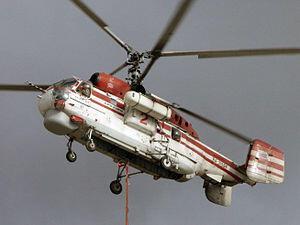Вертолеты поисково-спасательные КА - 32