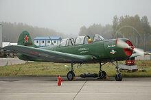 Самолеты учебно-тренировочные ЯК - 18