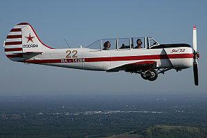 Спортивно-тренировочный самолёт Як - 52