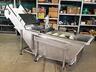 Щеточная моечная машина (мойка огурцов)