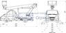 Автогидроподъёмник телескопический ГАЗ-3302 ГАЗель с АГП Чайка-Socage T318 NEW