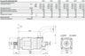 Двухпоточный гидронасос SLPD 40/20-64/32 SAE